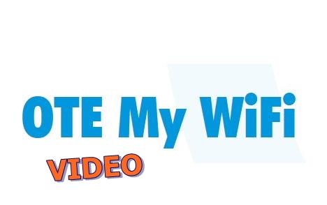OTE my WiFi διαφήμιση