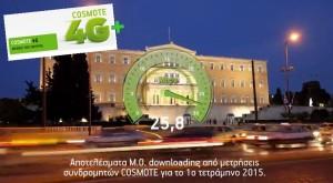 diafimisi Cosmote mobile internet